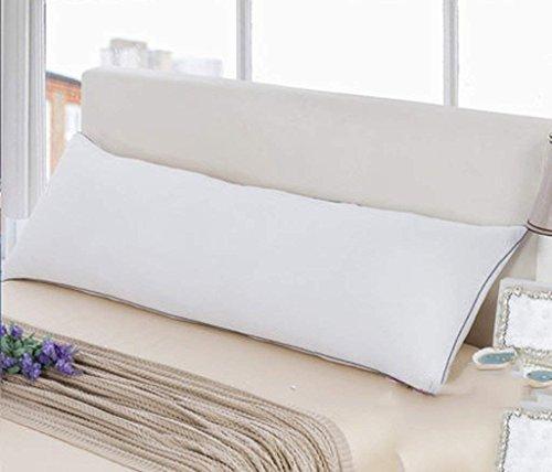 Cuscino doppio di lusso a cinque stelle hotel long pillow 1,5 metri allungato 1,8 coppie cuscino doppio (colore : large)