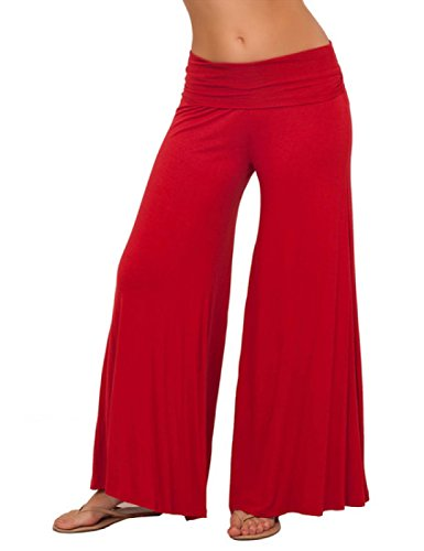 M.G.R.J Indian Ethnic Rayon Designer Plain Casual Wear Plazo Pant For Women's...