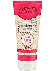 Rose & Co Cranberries & Cream Body - Lotion 200ml 200 ml - Lot de 2