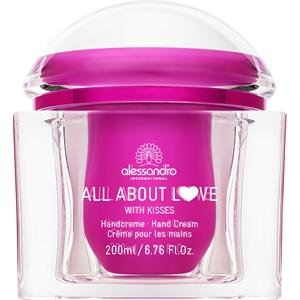 Alessandro International: Handcreme With Kisses! (200 ml)
