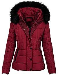 Winter B512 Selection Kapuze Warme Kurzjacke Golden Gefüttert Jacke Damen Parka Steppjacke Brands PSwpWxIqW1