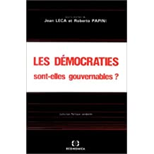 Les démocraties sont-elles gouvernables?