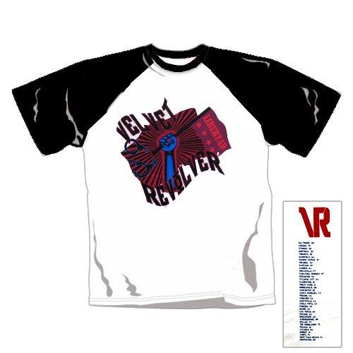 Velvet Revolver - T-Shirt Fist (in L)