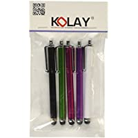 Kolay High Capacitive Aluminium Stylus Pen for Nokia Lumia 1320 (Pack of 5) preiswert