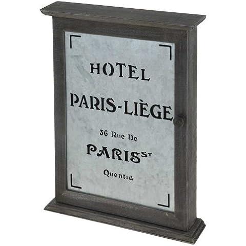 Armario para llaves (Vintage Retro estilo Edison–Paris