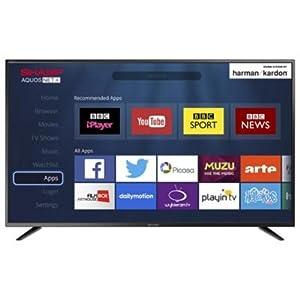Sharp LC-32CHG6021K 32 -inch LCD 50 Hz TV