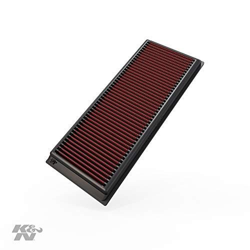 K&N 33-2865 Waschbarer und wiederverwendbarer KFZ Tauschluftfilter
