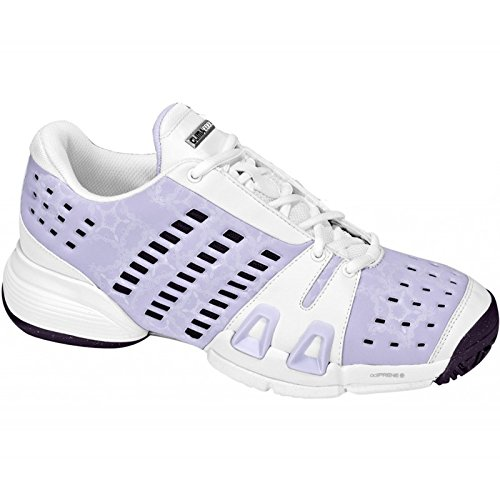 Chaussures ADIDAS Femme CC Pulse W Blanc / Parme Blanc