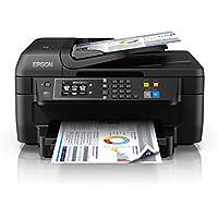 Epson WF-2760 DWF Stampante Multifunzione a Getto d`Inchiostro (Stampante, Scanner, Fotocopiatrice, Fax) -  Confronta prezzi e modelli