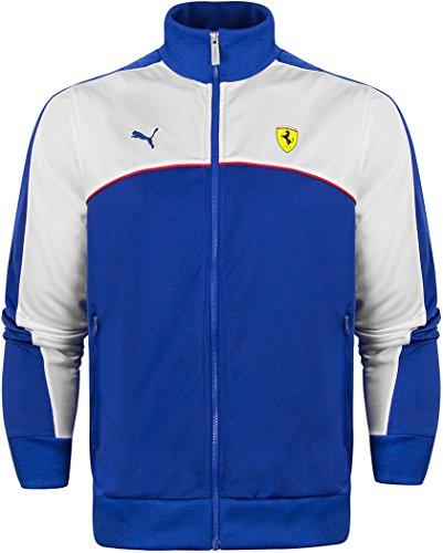 puma-scuderia-ferrari-top-full-zip-up-sweater-track-jacket-x-small-blue