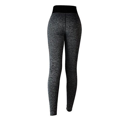 Glamexx24 - Pantalon - Femme Multicolore Multicolore Schwarz21