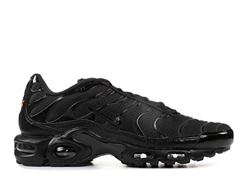Nike Herren Air Max Plus Sneaker Nero-nero-nero (604133-050)
