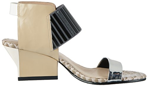 United Nude  Raiko, Sandales Bout ouvert femme Mehrfarbig (nude Mix)