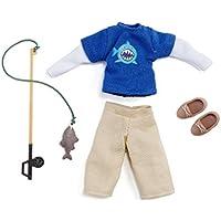 Lottie Muñeco Finn Pescador LT062