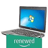 (Renewed) Dell Latitude E6430-i5-4 GB-320 GB 14-inch Laptop (3rd Gen Core i5/4GB/320GB/Windows 7/Integrated Graphics), Greyish Silver