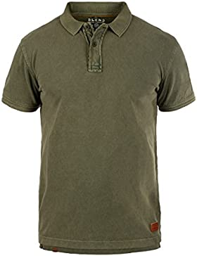 [Patrocinado]Blend Camp - camiseta Polo para hombre