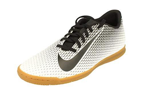 Nike Herren Bravata Ii Ic Sneakers Weiß (White/Black 001) 43 EU