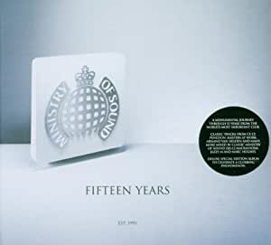 MINISTRY OF SOUND/ 15 YEARS EST.1991