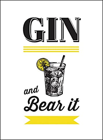 Gin and Bear It (Drinks)