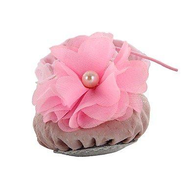 Wuyulunbi@ Kids' Ballet tela di formazione piatto piatto Rosa Rosso Nero Beige US8.5 / UE25 / UK7.5 Toddle