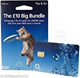 O2 Multi Cut Sim - Best BIG Value Bundles Sim Card - Pay As You Go - Includes Nano/Micro/Standard - UNLIMITED CALLS, TEXTS & DATA For IPHONE 4/4S/5/5C/5S/6/6S/6+ / Ipad 2/3/4/5/Air/Air2/Air5 / GALAXY S2/S3/S4/S5/S6/S6-Edge / GALAXY TAB / NOTES 2/3/4/5- SEALED -> MOBILES DIRECTS COMMUNICATIONS LTD