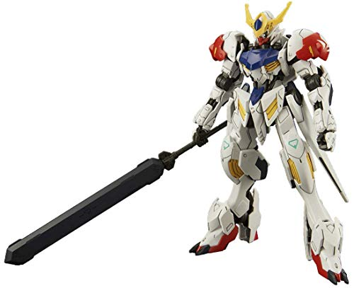Bandai Hobby Gundam IBO Gundam Barbatos Lupus HG 1/144 Scale Model Kit (Hg 144 Kits Model 1 Gundam)