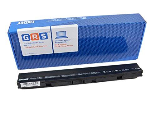 GRS Batterie ASUS U53, U43, A31-U53, A32-U53, Laptop Batterie, 4400mAh, 14.8V