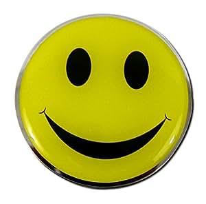 muschel-sammler-shop Waschbeckenstöpsel Badewannenstöpsel Ablaufgarnitur Excenterstopfen Abflussstopfen Stöpsel Stopfen (Smile)