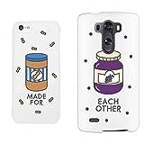 Best Casos amigo para el Iphone 5c y 5s - 365impresión hechos el uno para el otro de Review