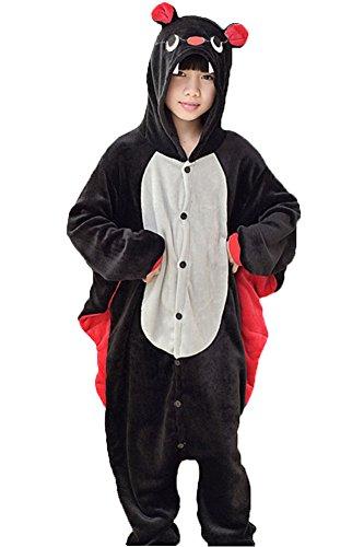 Cliont Kinder Tier Onesie Schläger Pyjamas Kigurumi Weihnachten Kinder Sleepwear Kostüm Anime (Mann Esel Kostüm 2)