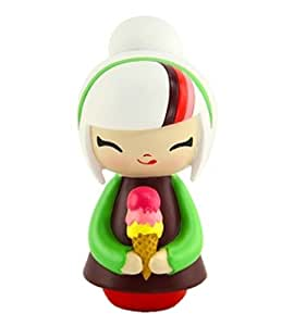 Momiji Best Friends Secret Message Doll with Ice-Cream