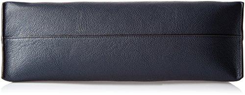 Calvin Klein Damen Stef Reversible Tote, 18 x 34 x 29 cm Ombre Blue