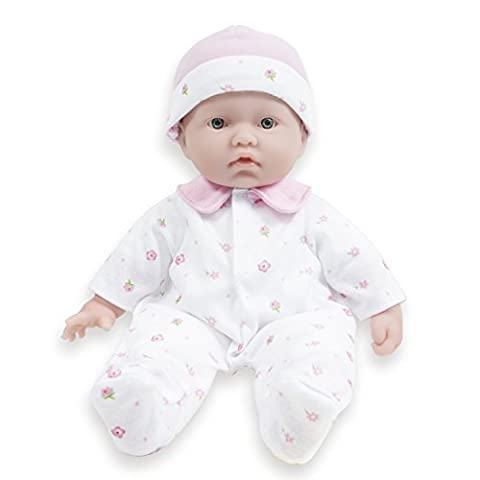 JC Toys, La Baby 11-inch Washable Soft Body Play Doll For Children 18 months Or Older, Designed by Berenguer by JC Toys
