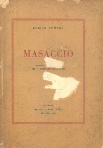 Masaccio. Edizione commemorativa nel V centenario della morte.