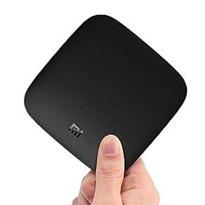 Original Xiaomi TV Box (MDZ-16-AB) Versión Internacional Quad Core 4K WiFi Dolby DTS RAM 2 G ROM 8 G con Bluetooth