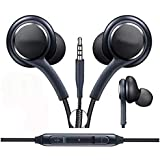 in-Ear Headphones with Mic - Black (AKG Samsung Compatible)