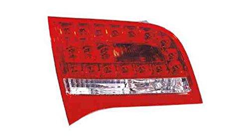 Voyant arrière gauche Aud. a6 (08- > 10) avant sans douille Blanc Rouge LED Intérieur