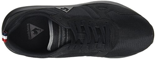 Le Coq Sportif LCS R600 Mesh, Baskets Basses Mixte Adulte Noir (Black)