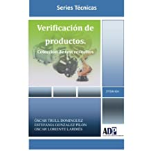 Verificación de productos. Colección de Test resueltos