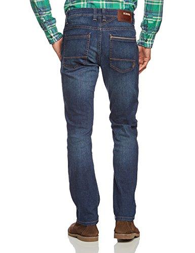 Camel Active Herren Slim Jeans 488815/9524 Blau (STONE BLUE USED 42)