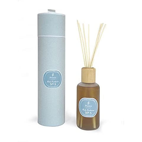 Mediterranean Black Olives Frankincense and Citrus Scented Reed Room Diffuser by Diffuser - Parks London