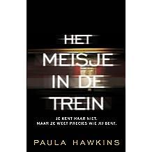 Het meisje in de trein (Dutch Edition)