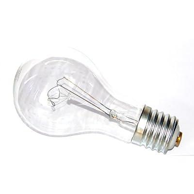1 x Glühbirne 500W klar E40 230V Glühlampe Glühlampen Glühbirnen 500 Watt