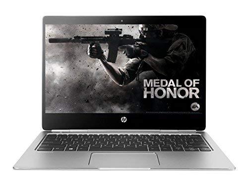 """HP-EliteBook Folio G1-Core M56Y54/1.1GHz-Win 10PRO 64Bit-8GB RAM-256GB SSD-12.5"""" 1920X 1080(Full HD)-HD Graphics 515-Bluetooth (ricondizionato Certificato)"""