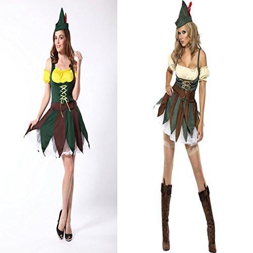 DLucc Halloween antiken Griechenland bellona Kleidung Ägypten elf warrior Kleidkostüme Leistungskleidung Spielbekleidung