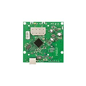 MikroTik RouterBOARD, RB911-2Hn, 64MB DDR2, 2.4GHz, 24dBm