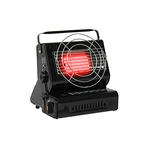 Dream-cool - Calentador de Gas butano, Calentador de Aire Libre, portátil, Calentador...