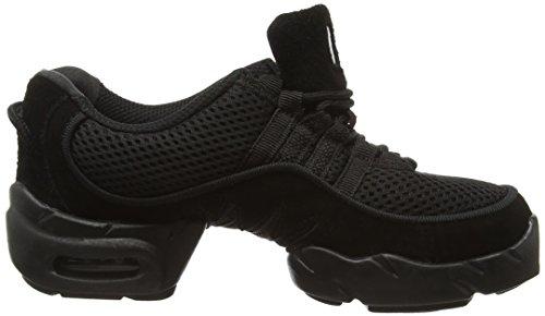 Impulsionar Sapatos Fitness Malha black Livre Ar Senhoras Bloch Drt De Ao Preto 547xaRAqIw