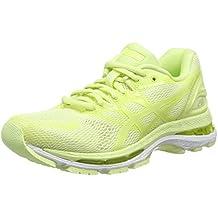 asics mujer zapatillas running amarillo