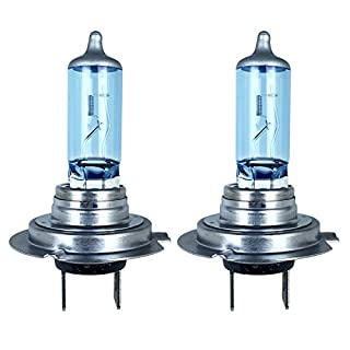 AP Automotive H755AP Xenon Main Beam Headlight Bulbs, H7, 55W
